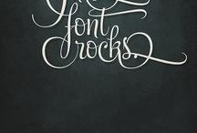 Fabulous Fonts!! / by Leslie Johnson