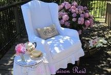 CoVer It Up... / curtains, skirts, slipcovers, upholstery, diy  / by SHaBbY StOrY