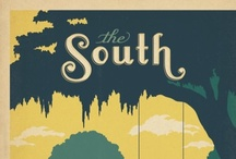 South of the Mason-Dixon / by Amy Stokes
