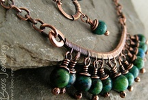 Jewelry - Working with Wire / by Leslie Johnson
