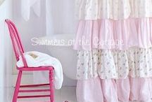 BatHinG BeAuTieS... / old, white, vintage, white, tubs, mirrors, sinks, shower, curtains, bathrooms, decor, ideas / by SHaBbY StOrY
