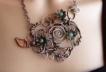 Jewelry - Pendular wire