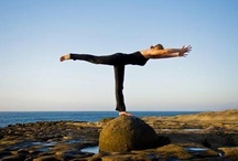 Namaste / Finding a balance between what you have to do and what you want to do can help you achieve blissful harmony.
