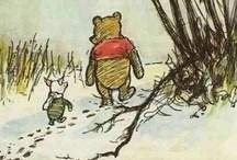 """Pooh Bear / """"Do you really want to be happy? You can begin by being appreciative of who you are and what you've got.""""  ― Benjamin Hoff, The Tao of Pooh"""