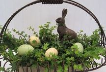 EaSteR  and SpRinG... / easter,decor, food, diy projects, bunnies, nests, spring, flowers, mothers day