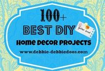 DIY Greats! / Do-It-Yourself crafts or projects that you would like to share with others who love to do things themselves! If you are contributing to this board, please keep it relevant to DIY. You may pin as many things as you like in one day, as long as they are different pins. Happy pinning! / by Sheila Johnston