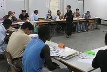 PASE y E/LE / Selección de contenidos para la enseñanza del ámbito lingüístico (castellano y valenciano) a alumnos inmigrantes recién llegados del programa PASE y del Español como Lengua Extranjera (E/LE).