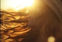 Sunshine / I've got sunshine, on a cloudy day.
