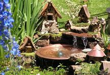 Fairy Homes / Ideas / by Moe Margetts