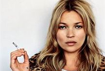 KATE MOSS / Kate Moss. Style Queen.