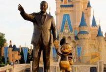Disney World....... one day / Everything disney world / by Kelly Ale