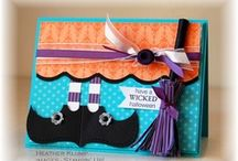 Halloween Cards / by Vicky Givens