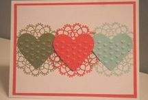 Valentine Cards / by Vicky Givens
