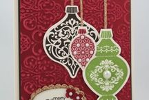 Ornament Cards / by Vicky Givens