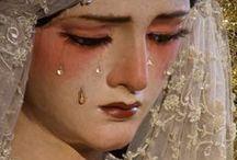 Virgin Mary / by Sarah Williams