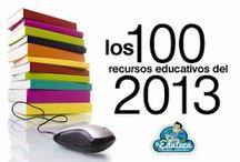 Enlaces para despedir 2013 / Selección de enlaces sobre Lengua Castellana y Literatura, Educación y TIC, realizada por Héctor Monteagudo para http://agujademarear.blogspot.com/