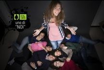 UNO di NOI / Per essere come noi bisogna essere uno di NOI! www.echidicarta.it • www.echidicartacorsi.it  © 2013...2016 ECHI di CARTA. Tutti i diritti riservati #echidicarta #echidicartacorsi #unodinoi