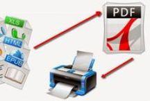 PDF / Colección de enlaces para trabajar archivos en PDF en el aula.