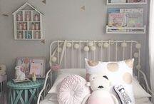 Kid Bedrooms / by Maggie Nestlerode