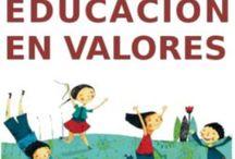 Transversales y Valores / Colección de pines sobre temas transversales y Educación en Valores.