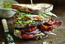 SANDWICHES / Who says a sandwich has to be boring?