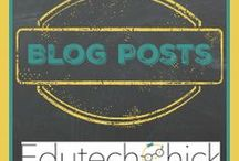 Edutechchick Blog posts / blog posts by edutechchick on educational technology and teaching strategies.