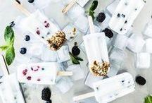 SUMMER DESSERTS / Sweet dessert ideas for the summer.