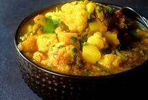 Vegandian / Vegan/vegetarian indian goodness.