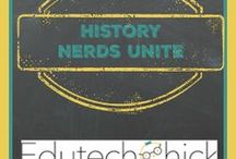 History Nerd Unite! / Social studies lesson plans, history interactives, fun history lesson plans, social studies teacher resources