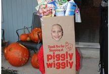 Trick or Treat :o) / by Holly Pierson
