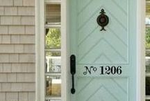 Decorate {Curb Appeal} / by Simply Paperie