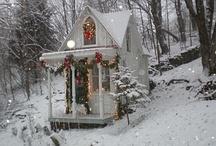 cHRISTMAS / by Shirley Browning