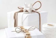 Wrap it Up / by Simply Paperie