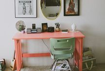 Creative Home Decor Ideas / Cute home decor DIY ideas and funky furniture for an inspired dwelling.