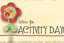 activity day ideas / by Donna Griffiths