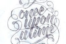 Artsy - Lettering / Another hobby is JUST what I need!!!   Incorporate my love of lettering & calligraphy with sketchbooks and drawing and nature.   Somehow, yes, I see this will work! / by Debra Hofland