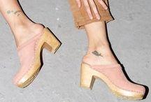 shufflin' shoes