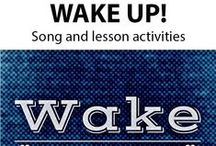 WAKE UP! (Educational Song) / 'WAKE UP!' is a values-based educational song for MIDD/UPPER PRIMARY. It helps students to develop empathy for others, as well as highlighting the importance of making responsible choices, and being grateful for what we have. *DOWNLOADABLE MP3 SONG PACKAGE: http://www.teachinabox.com.au/iteminfo.aspx?itemid=318#productInfo