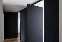 Doors, closets and hallways