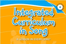 INTEGRATED CURRICULUM IN SONG - 1 / INTEGRATED CURRICULUM IN SONG - 1 is a dynamic resource of original, values-based songs, which specifically target outcomes for the first school year. *Details: http://www.keystonecreations.com.au/integrated_curriculum_1_info.html
