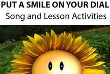 PUT A SMILE ON YOUR DIAL ~ Educational Song / 'PUT A SMILE ON YOUR DIAL' (K-2) ~ This song sets the mood for the day, by encouraging a happy, positive attitude.  *DOWNLOADABLE MP3 SONG PACKAGE:  http://www.teachinabox.com.au/iteminfo.aspx?itemid=391#productInfo