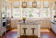 Interiors: Kitchens & Dining Rooms / by Polka Dot Peacock