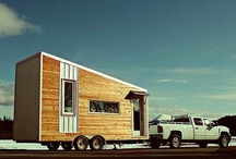 Homes On Wheels / by Bez Imlay