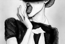 illustration. / by Batool AlShaikh
