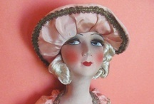 boudoir dolls / take every pin you like, but please be reasonabable... :) / by Carole Grant