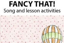 FANCY THAT! ~ Educational Song / 'FANCY THAT!' (K-4) ~ This values-based song uses the setting of a fancy dress party to explore such themes as using one's imagination, dealing positively with ridicule, and affirming/supporting each other. *DOWNLOADABLE MP3 SONG PACKAGE:  http://www.teachinabox.com.au/iteminfo.aspx?itemid=385#productInfo