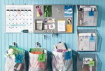 Home - Be Organized! / by Debra Hofland