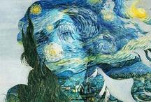 Re-Mastered: Van Gogh / by Margie Manifold