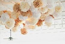 Pretty decoration ideas / All decoration inspiration and ideas in one place.