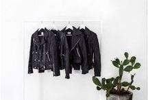 Closets / #closet #wardrobe #organisation